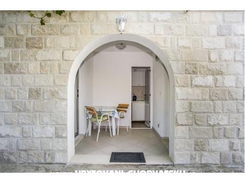 Apartmány Ruža - Drace & Trstenik Chorvatsko