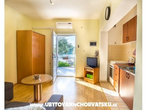 Apartmanok Vlahušić - Drace & Trstenik Horvátország