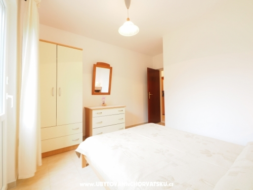 Apartmány Jozimir - Drace & Trstenik Chorvatsko