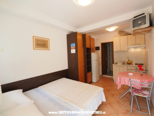 Apartmani Mirjana - Drace & Trstenik Hrvatska
