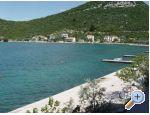 Apartmanok Kika - Drace & Trstenik Horvátország