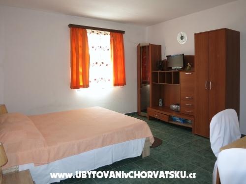 Ferienwohnungen MAK - Drace & Trstenik Kroatien