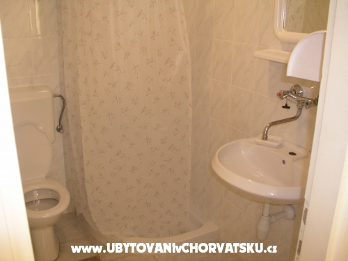 Apartm�ny MAK - Drace & Trstenik Chorv�tsko