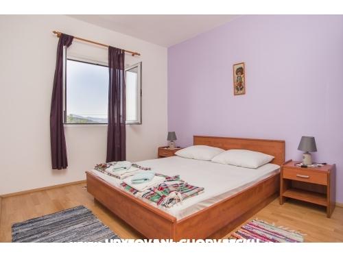 Apartmanok Marijana - Drace & Trstenik Horvátország