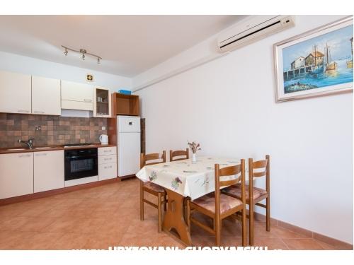 Apartmanok Dubravko Pelješac - Drace & Trstenik Horvátország