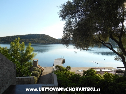 Beachfront apartments Ruskovic - Drace & Trstenik Croatie