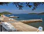 Beachfront apartments Ruskovic - Drace & Trstenik Hrvatska