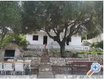 Beachfront apartments Ruskovic - Drace & Trstenik Croatia