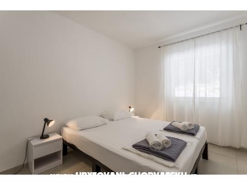 Nikolica Apartmanok - Drace & Trstenik Horvátország