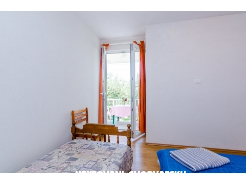 Apartmány Glavor - Drace & Trstenik Chorvátsko