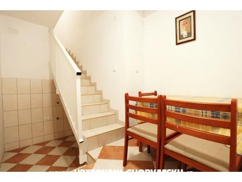 Apartm�ny Glavor - Drace & Trstenik Chorv�tsko