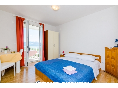 Apartm�ny Glavor - Drace & Trstenik Chorvatsko