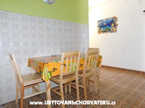 Appartements Leo - Drace & Trstenik Kroatien