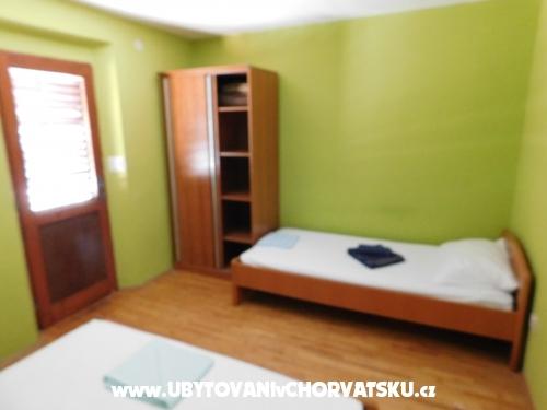 Apartmaji Leo - Drace & Trstenik Hrva�ka