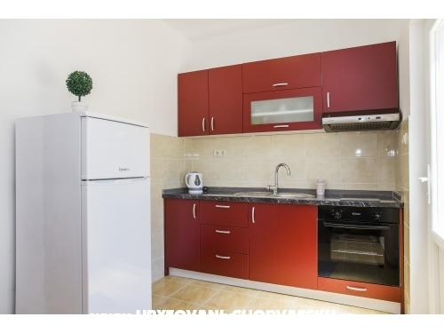 Žuronja Apartmány - Drace & Trstenik Chorvatsko