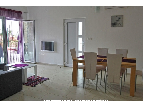 Apartment Camelia - Karlobag Kroatien