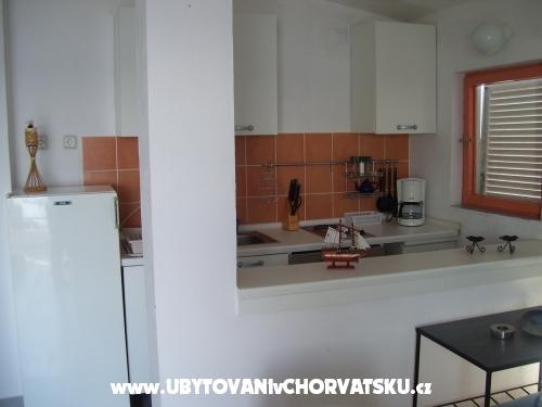 Apartmán Tanja - Karlobag Chorvatsko