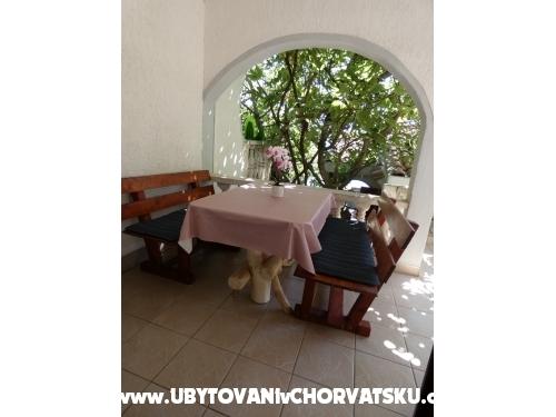Apartmány Marija - Karlobag Chorvatsko
