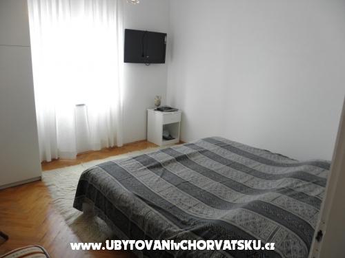 Apartmány Neda - Karlobag Chorvatsko