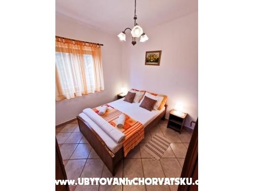 Apartmaji Rukelj - Karlobag Hrvaška