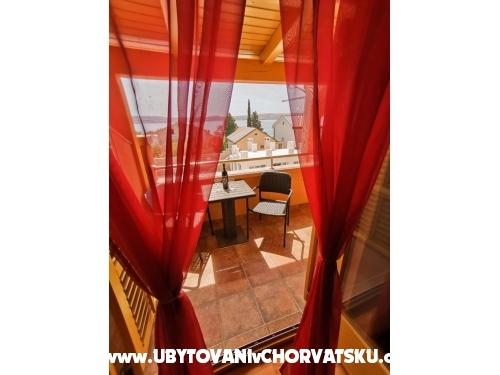 Appartements Rukelj - Karlobag Croatie