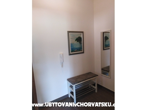 Appartements Villa Luce - Karlobag Croatie