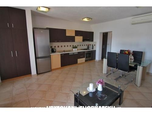 Appartements Baricevic - Karlobag Croatie