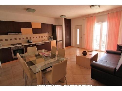 Apartmány Baricevic - Karlobag Chorvatsko