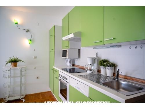 Apartmány Carlo - Karlobag Chorvátsko
