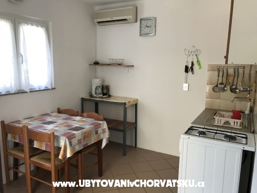 Appartements Ribarica - Karlobag Croatie