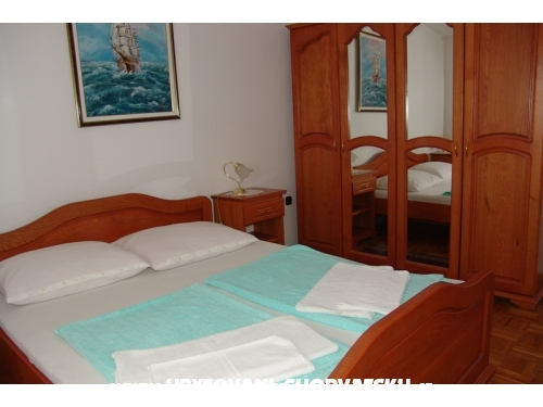 Appartements Braja - Karlobag Croatie