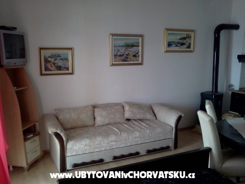 Apartmány Ana-Marija - Karlobag Chorvátsko