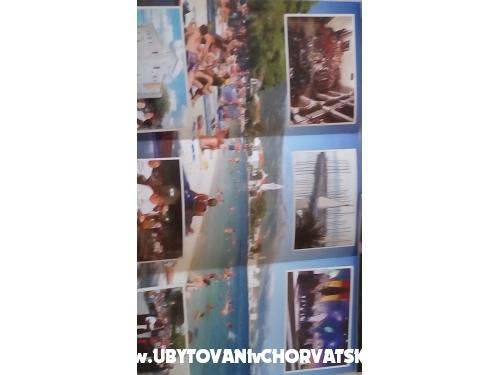 Apartmány Figaro - Kaštela Chorvatsko