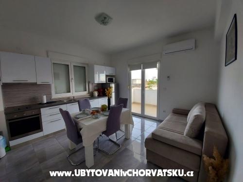 Apartmány Karadza - Kaštela Chorvátsko