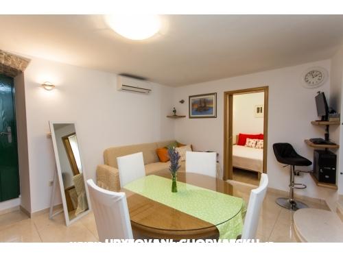 Apartmány Lippeo - Kaštela Chorvatsko