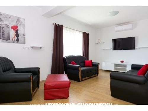 Luksuzni Appartements Marko - Kaštela Croatie