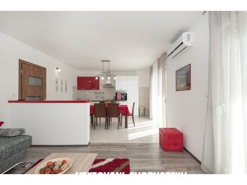 Apartm�ny Me�trovi� - Ka�tela Chorv�tsko