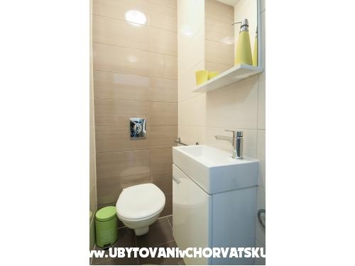 Apartmány Meštrović - Kaštela Chorvátsko