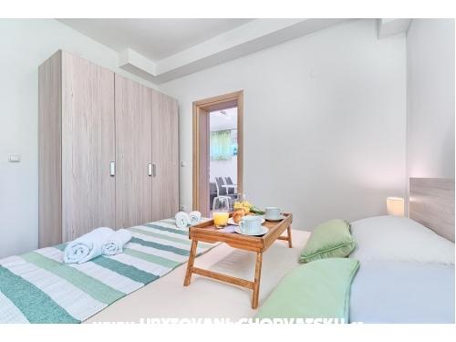 Apartmány Meštrović - Kaštela Chorvatsko