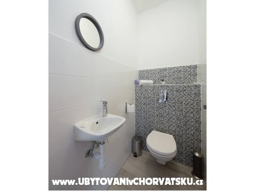 Apartmány Ujaković - Kaštela Chorvatsko