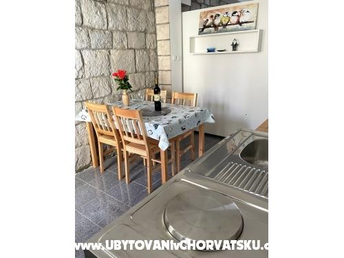 Apartmaji Kod Marice - Kaštela Hrvaška
