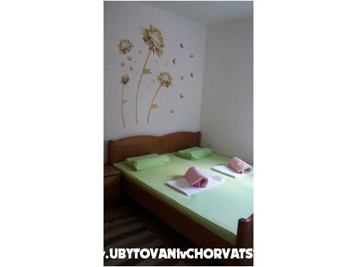 Apartmán Palma 2+2 - Kaštela Chorvatsko