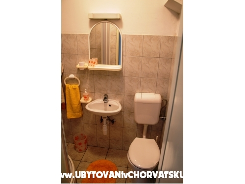 Apartmány Duje - Kaštela Chorvátsko