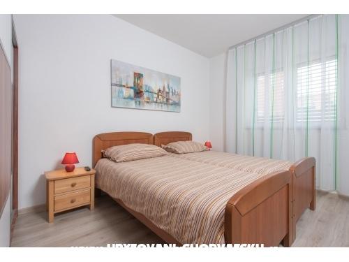 Appartementen Seaside - Kaštela Kroatië