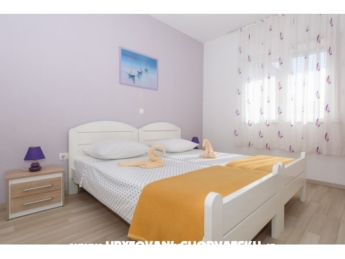 Appartements Seaside - Kaštela Croatie