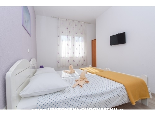 Apartmány Seaside - Kaštela Chorvatsko