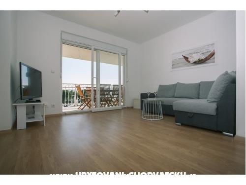 Beach Studio Apartmány - Kaštela Chorvátsko