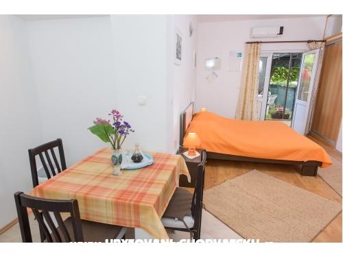 Apartmány Kastel - Kaštela Chorvátsko