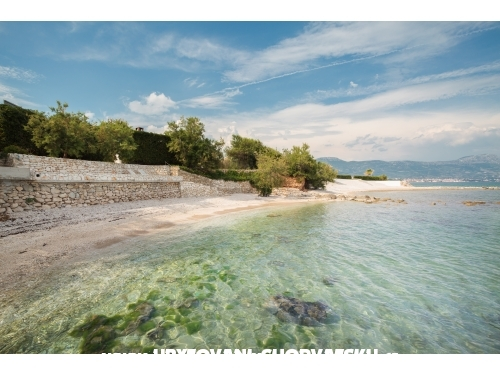 Hiša na plaži - Kaštela Hrvaška