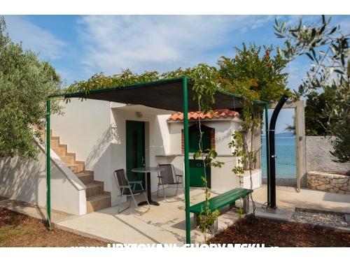 Dom na pláži - Kaštela Chorvátsko